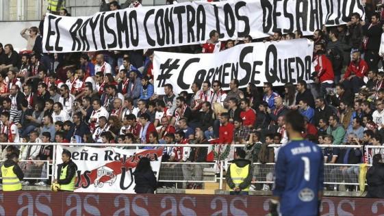 #carmensequeda. El Rayo Vallecano más que un equipo de fútbol