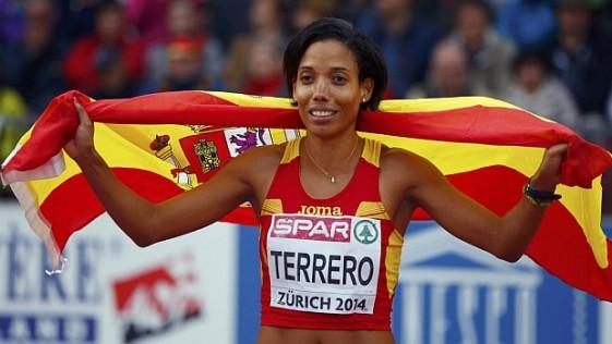 Indira Terrero – Plata en el Europeo Atletismo Indoor Praga 2015