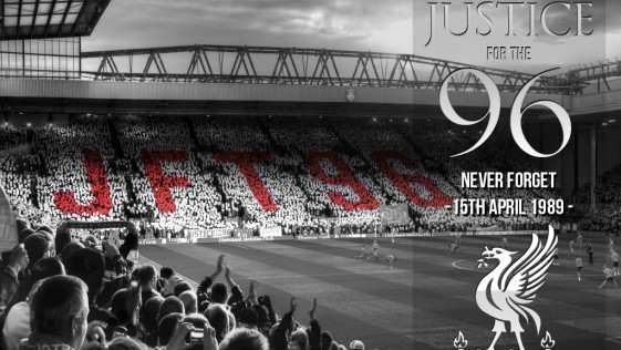 "La ""Tragedia de Hillsborough"""