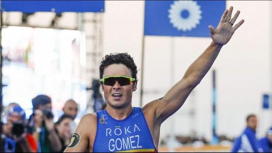 Javier Gómez Noya gana su quinto título mundial