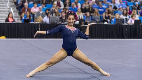 Un vídeo de gimnasia llega a los 18 millones de visualizaciones en Facebook