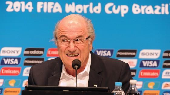 La FIFA, un ridículo mundial