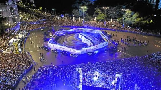 El Madrid no lo celebrará en Cibeles