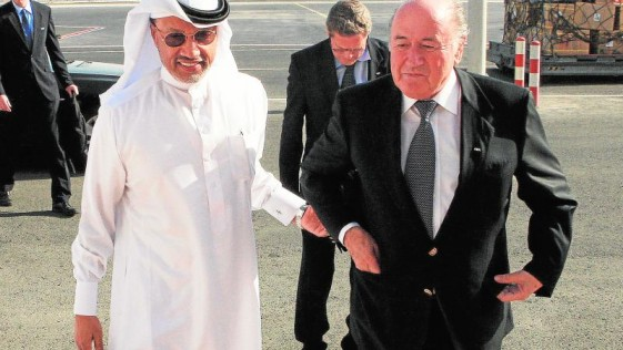 La farsa del Mundial de Qatar