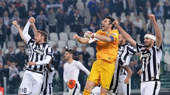 ¿Qué celebra la Juventus?