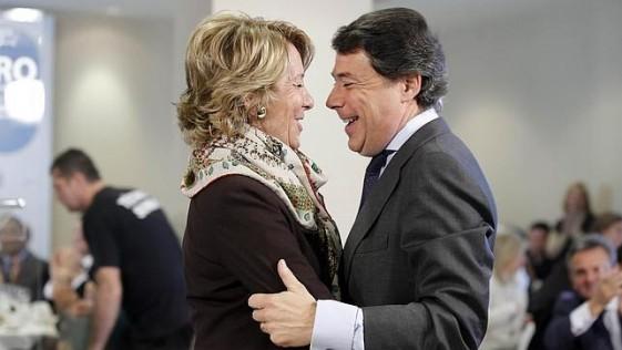 Por qué el PP piensa en Aguirre y González como candidatos