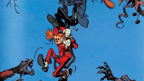 Spirou y Fantasio contra los zorketes