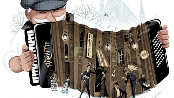 Ben Kirchner, un ilustrador más que divertido