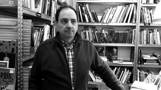 Entrevista a José R. Guijarro, librería Graphic Book