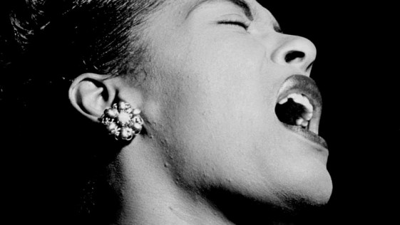 Billie Holiday, el swing del jazz