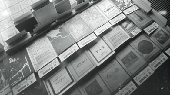 La librería como historia