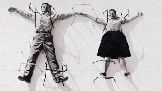 Diseño Eames, genialidad estética e inventiva técnica