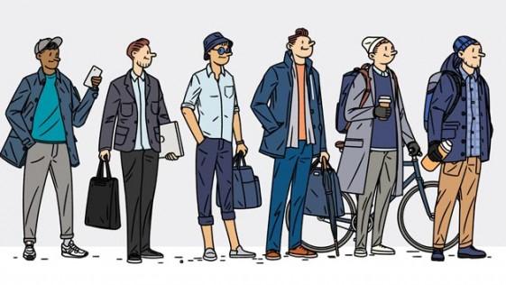 Nostalgia y modo de vida moderno de la mano del ilustrador Janne Iivonen