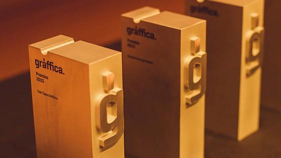 Mucho diseño y creatividad en los Premios Gràffica 2016