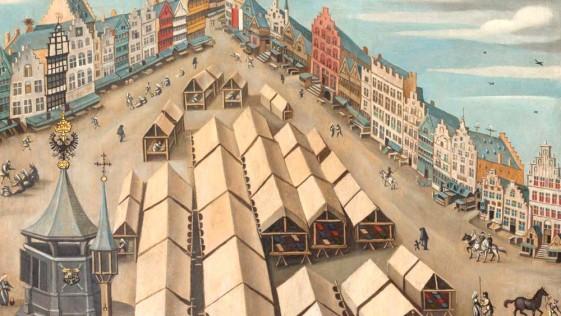 ¿Qué paso en la ciudad de Den Bosch hace 500 años?