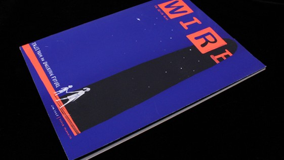 La revista Wired es ciencia-ficción