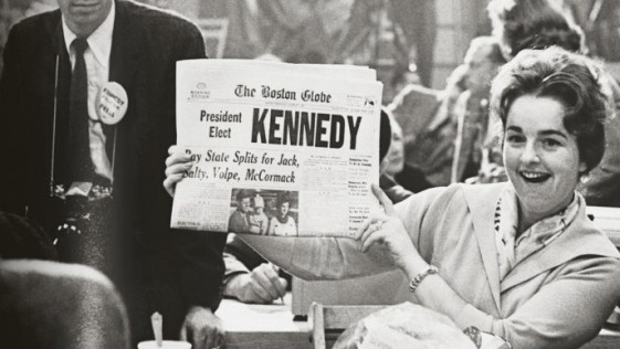 Kennedy, el candidato superman