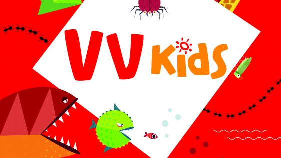 Vicens Vives lanza un nuevo sello editorial: VV Kids