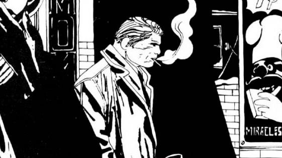 Alack Sinner (completo) un atormentado del cómic