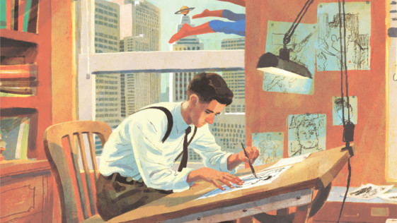 Superman no viene de Krypton: es de Cleveland