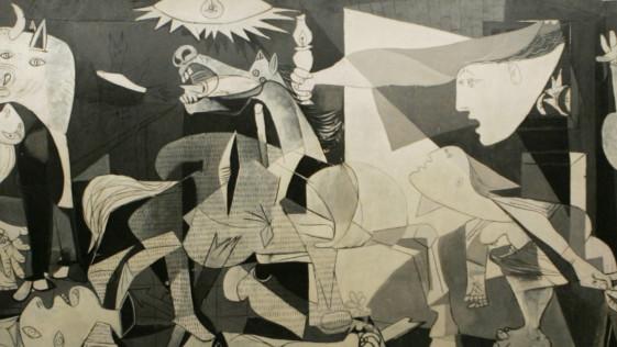 ¿Y si el «Guernica» de Picasso no es el que es?