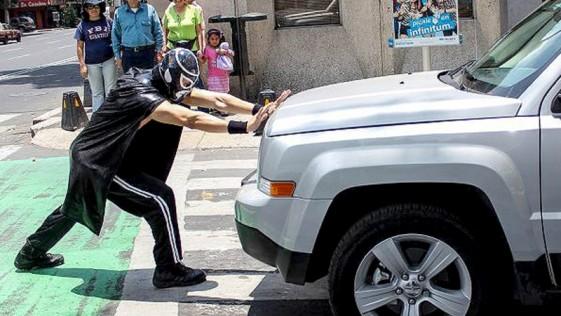 Héroe del asfalto