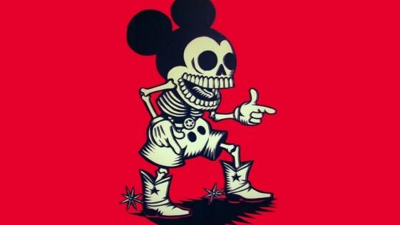 La Catrina vence a Mickey Mouse