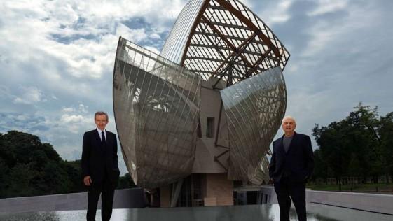 Fundación Louis Vuitton: Colección, segunda fase