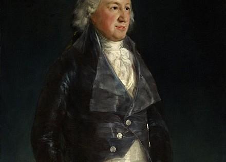 IX Duque de Osuna. Goya