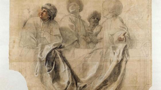 Charles Le Brun. Dibujar Versalles