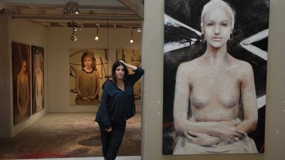Entrevista a Lita Cabellut