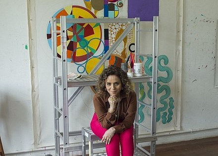 Entrevista a Beatriz Milhazes