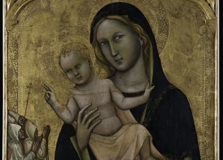 El retrato de la Virgen