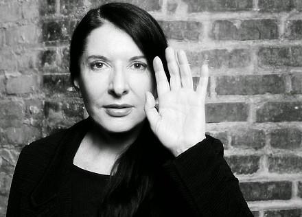 Entrevista  a Marina Abramovic
