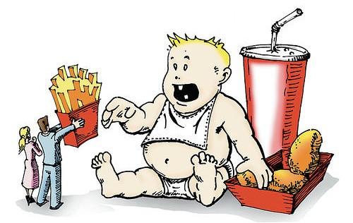 ¿Cómo podemos combatir la obesidad infantil?