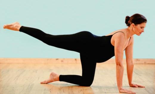 Embarazadas: ejercicios y esfuerzos no recomendados (II)