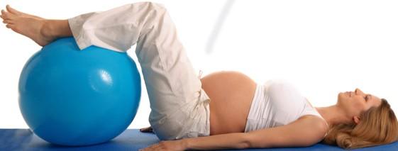 Embarazadas y ejercicios recomendados (I)
