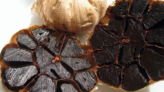 Ajo negro, protección contra el resfriado