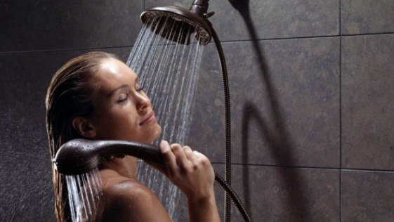 Sácale partido a la ducha después de entrenar
