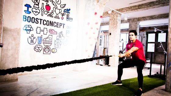 ¿Estiras o calientas antes de hacer deporte?