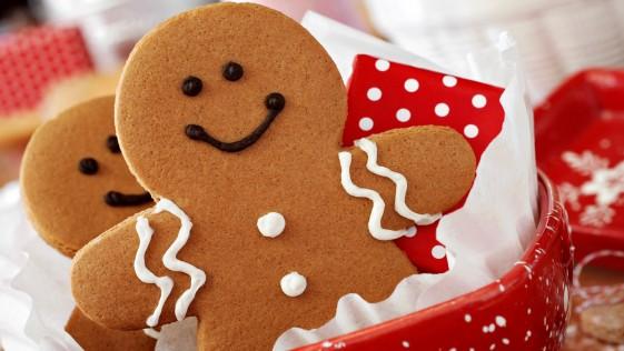 Dulce navidad sin una pizca de grasa