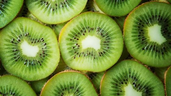 El kiwi, un potente antioxidante
