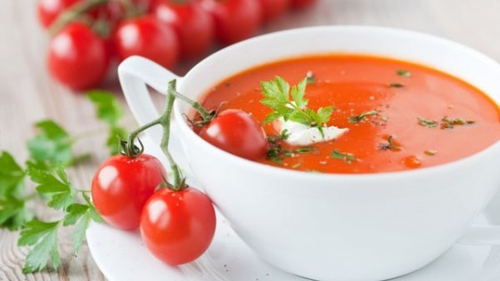 Receta FIT: gazpacho Maribel