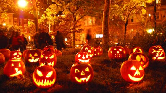 Menú FIT para Halloween