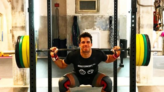 Objetivo: ganar músculo