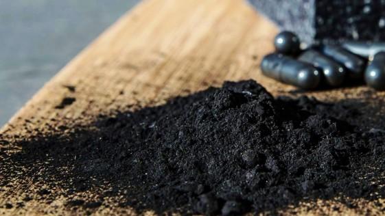Carbón activado, ¿para perder peso?
