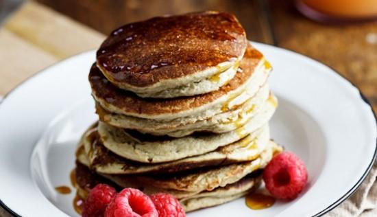 Receta FIT: Pancakes para desayuno