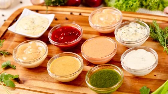 Receta FIT: salsas naturales