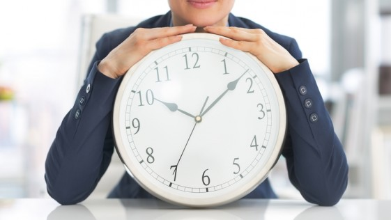 ¿Tú también sales tarde?