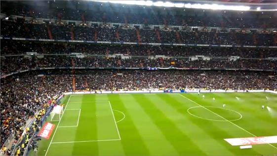 Copas y fútbol